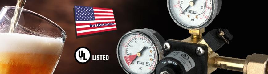 Pressure reducer UL certified